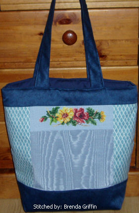 free cross stitch pattern Flowers