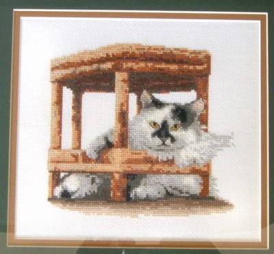 cross stitch pattern Tess