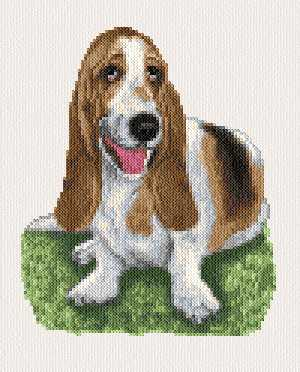 cross stitch pattern Henry
