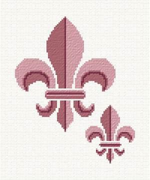 Fleur De Lis Pattern | Bizrate