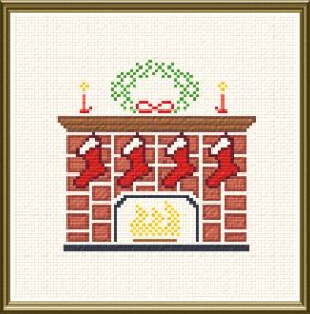 Free Christmas Cross-Stitch Patterns
