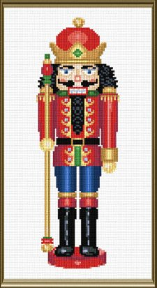 Nutcracker pattern vector 635546 - by mattasbestos