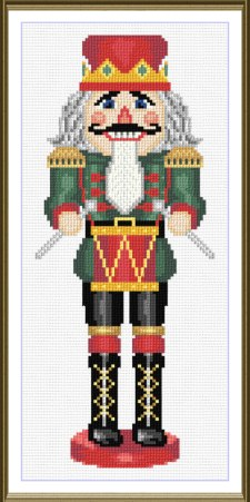 Nutcracker Free Quilt Pattern by Four Twin Sisters