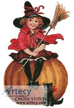 """Witch"" way to a quick (free) Halloween quilt?"