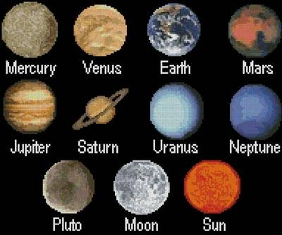 What Color Are the Planets in Solar System (page 2) - Pics ...