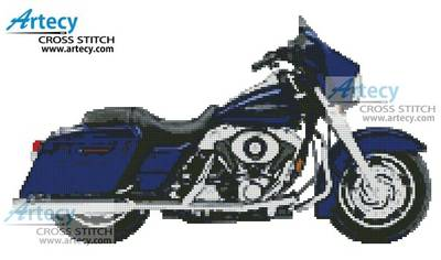 ISO: Harley Davidson pattern - Welcome to News and Discussions for