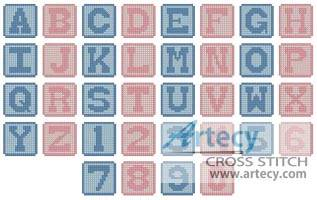 Free Cross Stitch Patterns: including free cross stitch patterns
