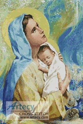 holy mary jesus cross - photo #38