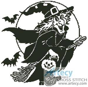 CROCHET PATTERN WITCH | Original Patterns
