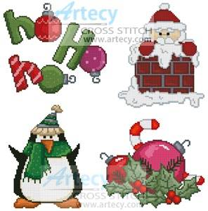 Christmas - Online Cross Stitch Patterns - Crosstitch.com