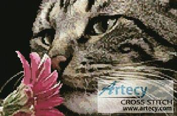 cross stitch pattern Lucy