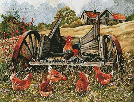 Old Wagons Never Die C...