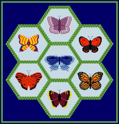Quilter's Design Board > Pin Wheel - Jinny Beyer Studio