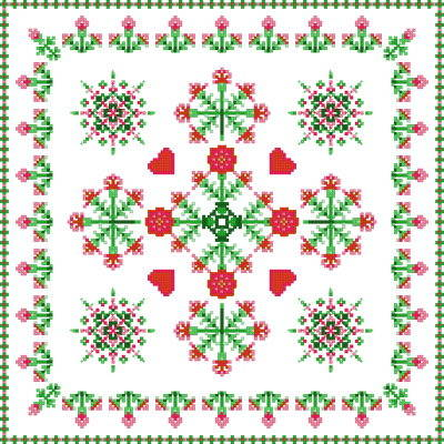 Bobbie G Designs - Cross Stitch Patterns & Kits