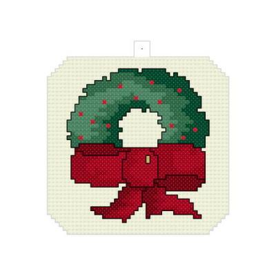 How to Cross Stitch Religious Christmas Ornaments | eHow.com
