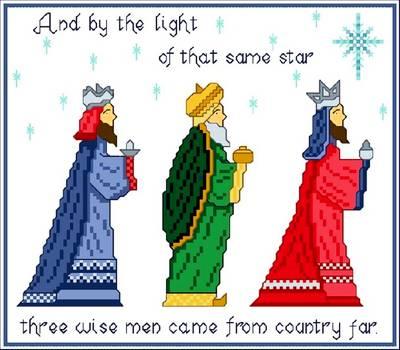 Crochet Christmas stars :: Free crochet patterns